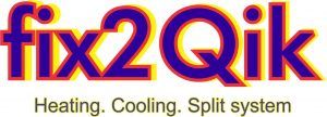 heating-cooling-split system